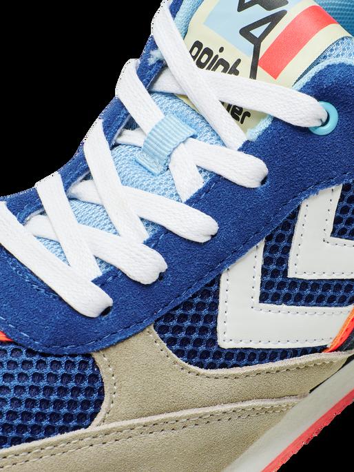 POINT RUNNER, MAZARINE BLUE, packshot
