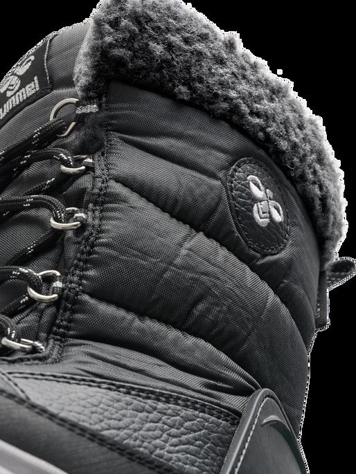 SNOW BOOT HIGH JR, BLACK, packshot