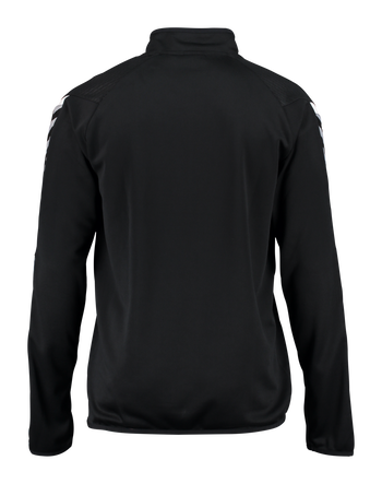 AUTH. CHARGE TRAINING SWEAT, BLACK, packshot