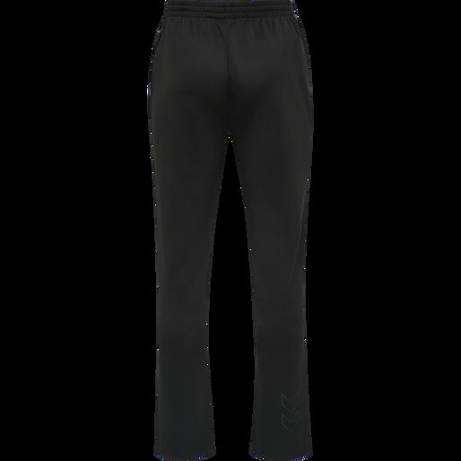 DBU TRAVEL PANTS, BLACK, packshot
