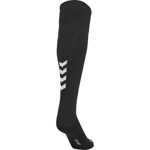 hmlPROMO FOOTBALL SOCK, BLACK, packshot