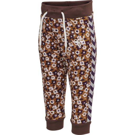 hmlDARLA PANTS, MARRON, packshot