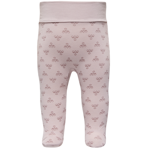 HMLBABY BEE PANTS, BURNISHED LILAC, packshot