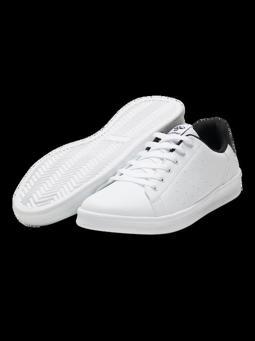 BUSAN, WHITE/BLACK, packshot