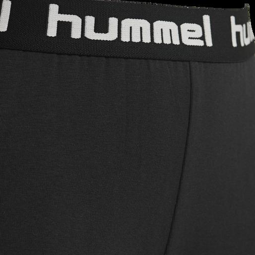 hmlSHANE NIGHTSUIT, BLACK, packshot