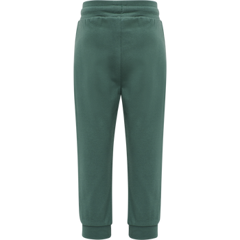 hmlFUTTE PANTS, BLUE SPRUCE, packshot