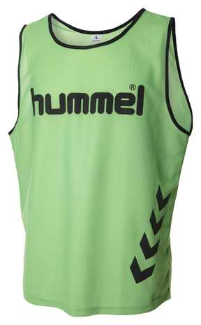 FUNDAMENTAL TRAINING BIB, NEON GREEN, packshot