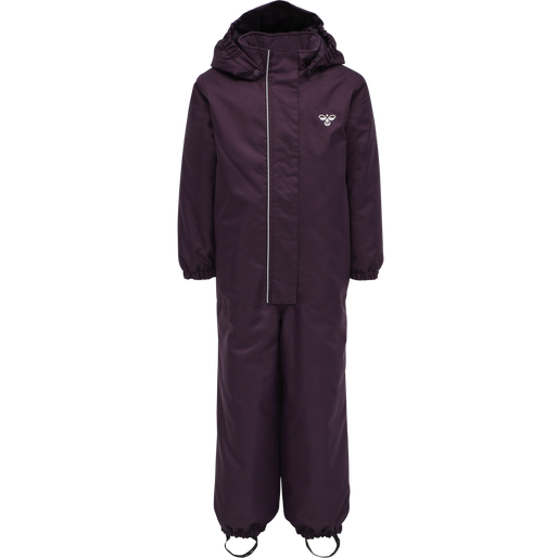 hmlSOUL SNOWSUIT, BLACKBERRY WINE, packshot