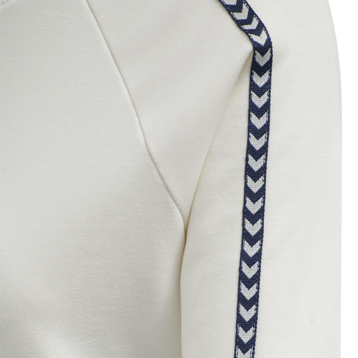 HMLKAIKA SWEAT SHIRT, MEDIVIAL BLUE, packshot