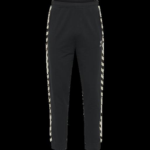 hmlMOVE CLASSIC PANTS, BLACK, packshot