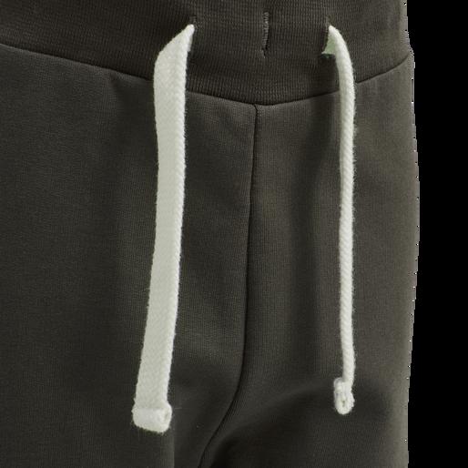 hmlCLEMENT PANTS, BLACK OLIVE, packshot