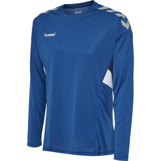 TECH MOVE KIDS JERSEY L/S, TRUE BLUE, packshot