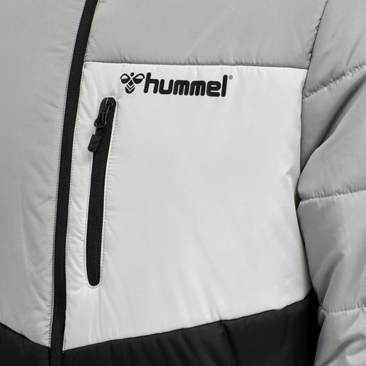 hmlTHEO COAT, BLACK, packshot