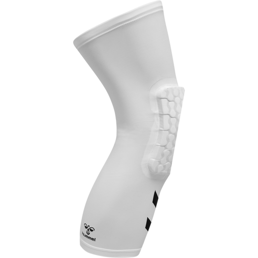 PROTECTION KNEE LONG SLEEVE, WHITE, packshot