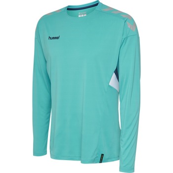 TECH MOVE KIDS JERSEY L/S, SCUBA BLUE, packshot