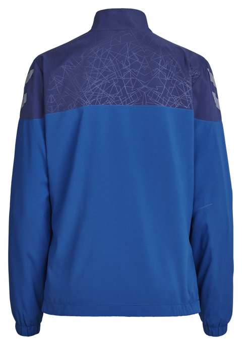 HUMMEL SIRIUS MICRO JACKET WO, TRUE BLUE/PATRIOT BLUE, packshot