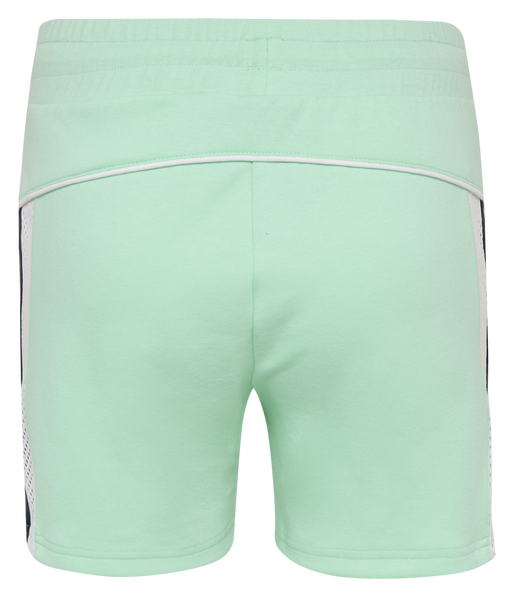 hmlNIRVANA SHORTS, ICE GREEN, packshot