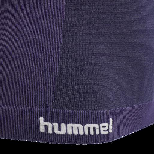 hmlHARPER SEAMLESS TOP, OMBRE BLUE , packshot