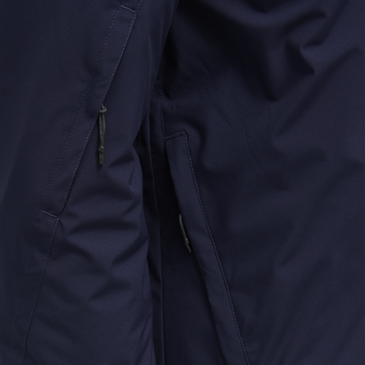 hmlNORTH PARKA JACKET, MARINE, packshot