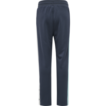 hmlKISA PANTS , OMBRE BLUE/CHINESE VIOLET, packshot