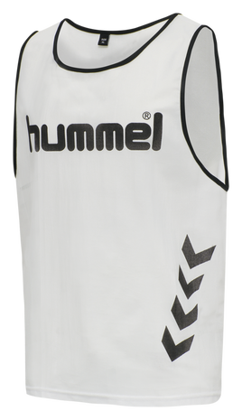 FUNDAMENTAL TRAINING BIB, WHITE, packshot