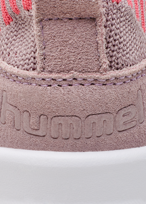 BOUNCE SOCK LOW JR , PALE MAUVE, packshot