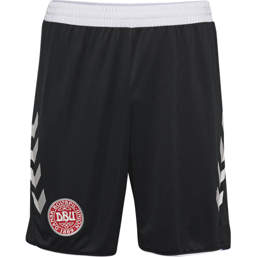 DBU GK SHORTS 18/19, ANTHRACITE, packshot