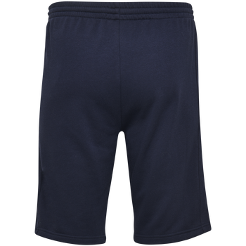 HUMMEL GO KIDS COTTON BERMUDA SHORTS, MARINE, packshot