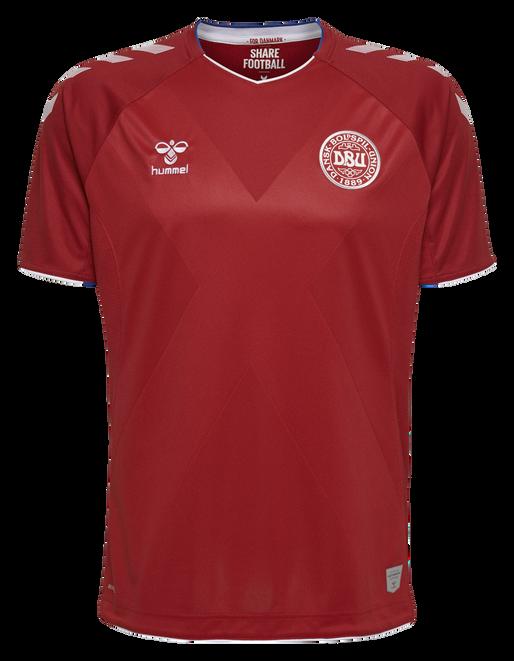 Landsholdstrøje hjemmebane 2018/2019, TANGO RED, packshot