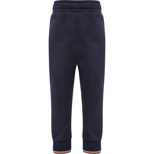 hmlCARL PANTS, BLACK IRIS, packshot