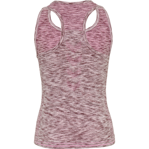 hmlLULLU SEAMLESS TOP, MAUVE SHADOW, packshot