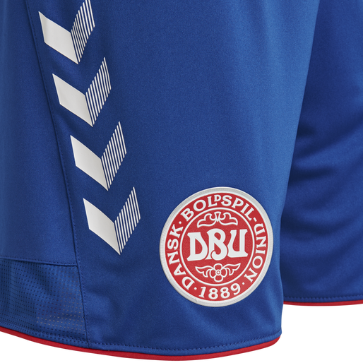 DBU GK WOMAN SHORTS , TRUE BLUE/TRUE RED, packshot