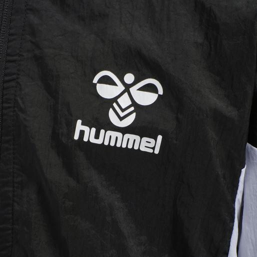 hmlLOREN ZIP JACKET, BLACK, packshot