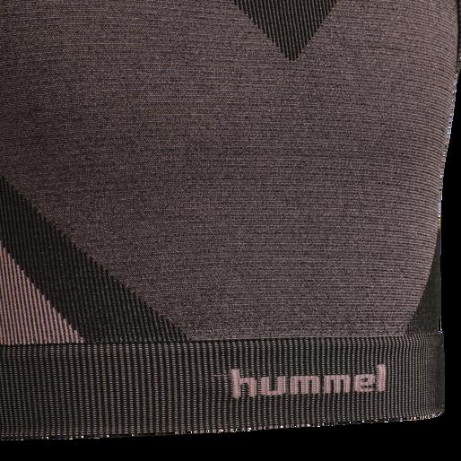 hmlSPIN SEAMLESS SPORTS TOP, TWILIGHT MAUVE, packshot