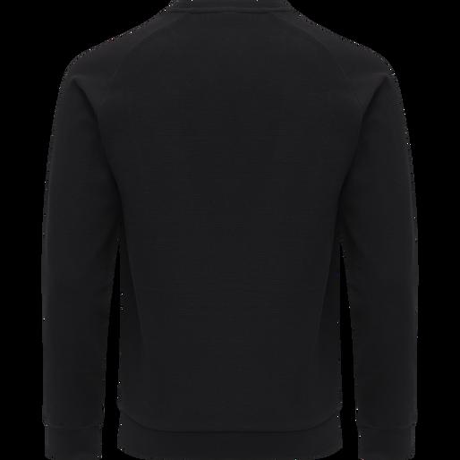 HMLDARE SWEAT SHIRT, BLACK, packshot