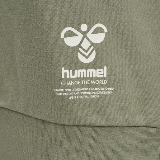 hmlSKYLAR CREW, VETIVER, packshot