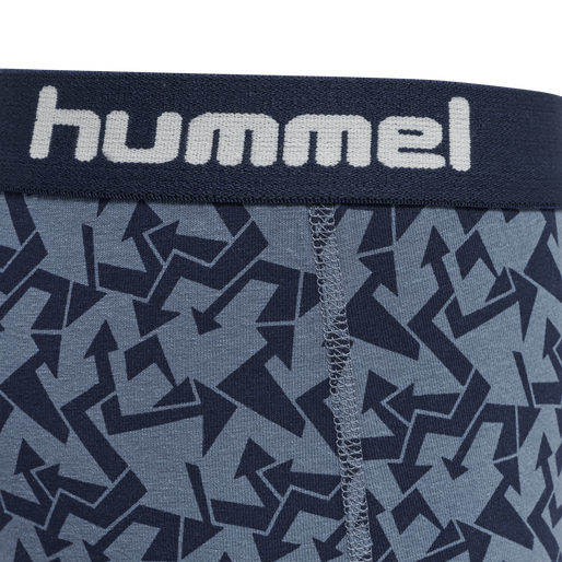 hmlNOLAN BOXERS 2-PACK, CHINA BLUE, packshot