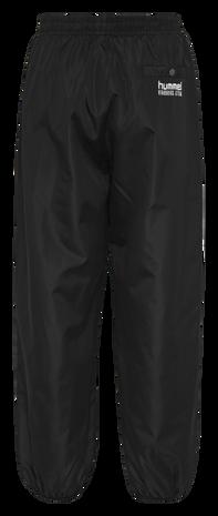 hmlWILLY MICRO PANTS, BLACK, packshot