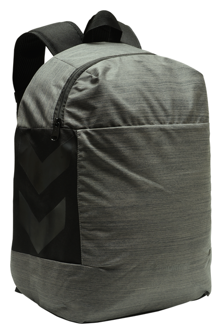 URBAN LAP TOP BACK PACK, BLACK MELANGE, packshot