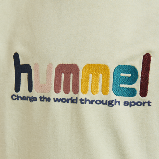 hmlMYNTE SWEATSHIRT, SEA FOAM, packshot