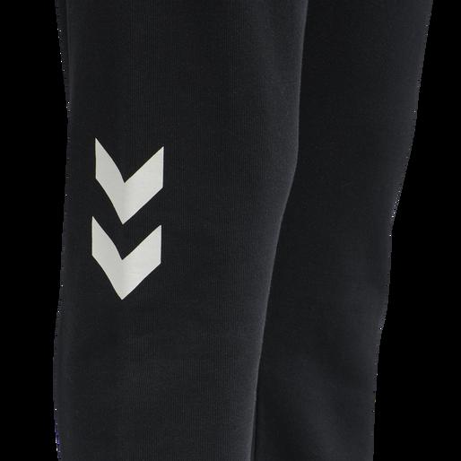 hmlLGC ALULA REGULAR PANTS, BLACK, packshot