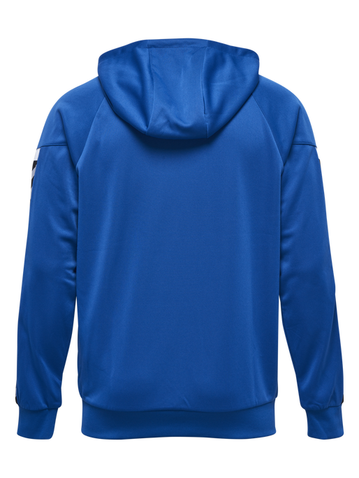 AUTH. CHARGE ZIP HOODIE, TRUE BLUE, packshot