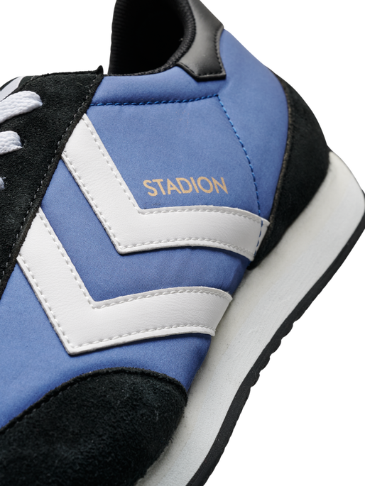 STADION, BLACK/BLUE, packshot