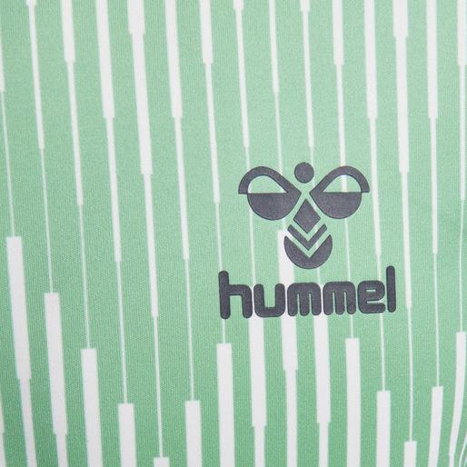 hmlBLAZE T-SHIRT S/S, MARINE GREEN, packshot