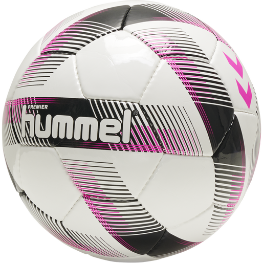 PREMIER FB, WHITE/BLACK/PINK, packshot