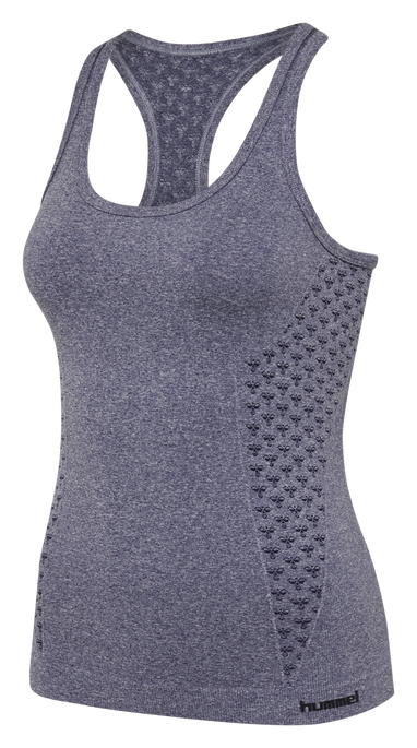 CLASSIC BEE CI SEAMLESS TOP, ASTRAL AURA, packshot