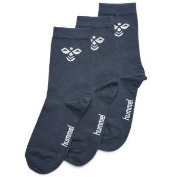 SUTTON 3-PACK SOCK, BLUE NIGHTS, packshot