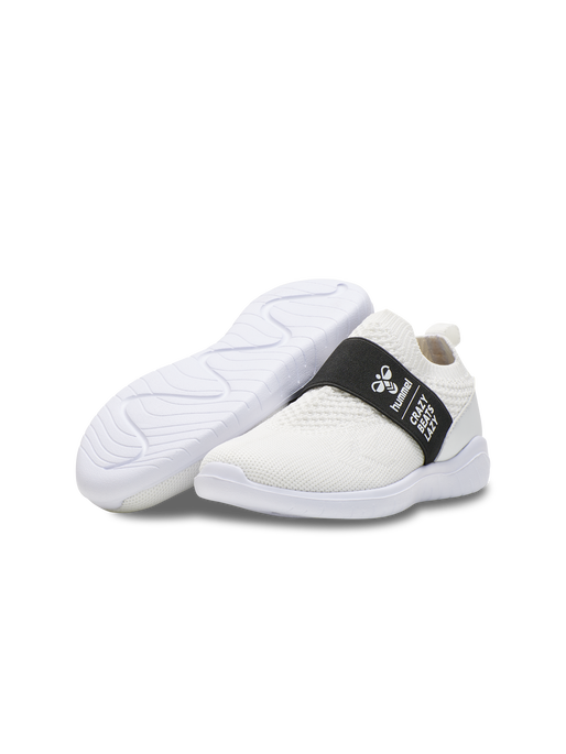 KNIT SLIP-ON RECYCLE, WHITE, packshot