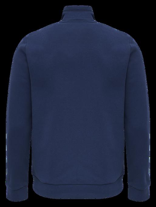 hmlFALCON ZIP JACKET, MEDIEVAL BLUE, packshot