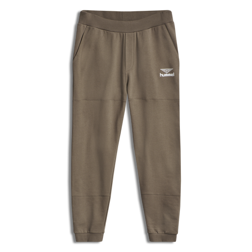 hmlSTEPHAN PANTS, WALNUT, packshot